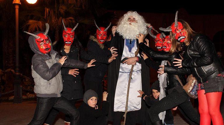 Teulada Moraira celebra la fiesta de Sant Antoni en dos fines de semana