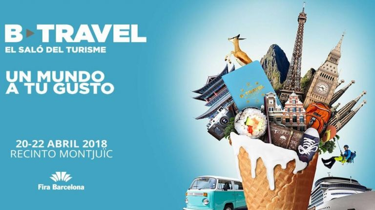 Altea asistirá a la feria turística de Barcelona B-Travel