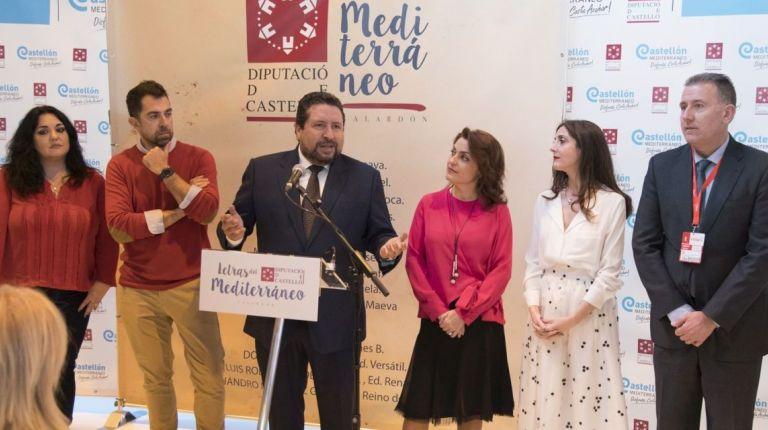 Letras de Mediterráneo llevará la promoción de Castellón hasta  Sudamérica con 'Las Perlas de Agua' de Lola P. Nieva