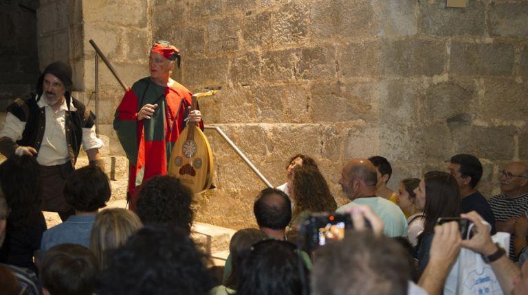 La Diputación de Castellón consolida el Castillo de Peñíscola como referente turístico