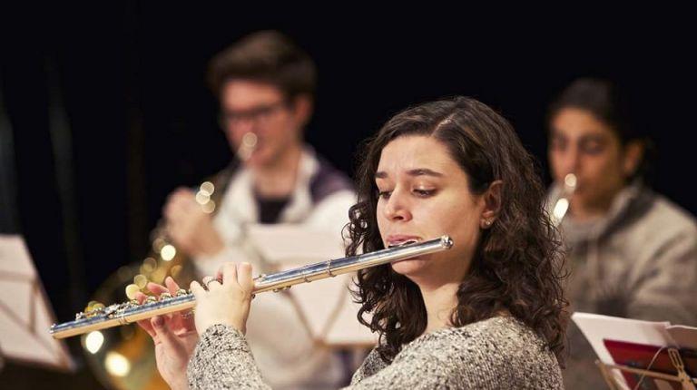 Concierto de la flautista Anna Alvado el sábado 9 de junio en Altea la Vella