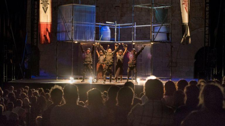 El casco antiguo de Peñíscola será el escenario del XXI Festival de Teatro Clásico