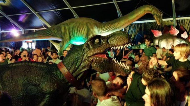¡Los dinosaurios han llegado a València! Hay que ir a verlos