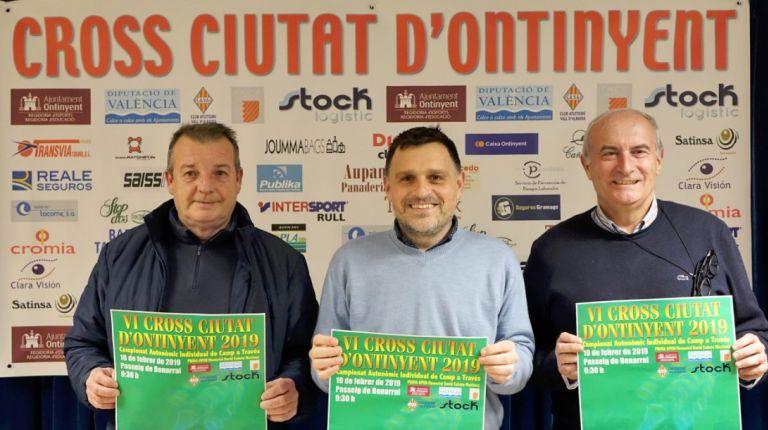 El VI Cross Ciudad de Ontinyent será puntuable para el Campeonato de España