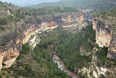 Villargordo del Cabriel organiza rutas guiadas por las Hoces del Cabriel y el Valle de la Fonseca