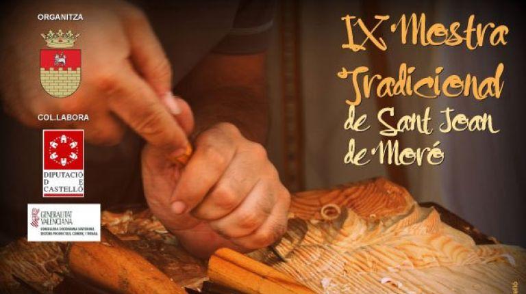 IX Mostra Tradicional de Sant Joan de Moró los días 29 y 30 de septiembre