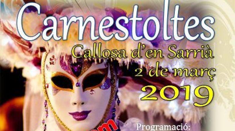 Callosa d'en Sarrià se viste de Carnaval