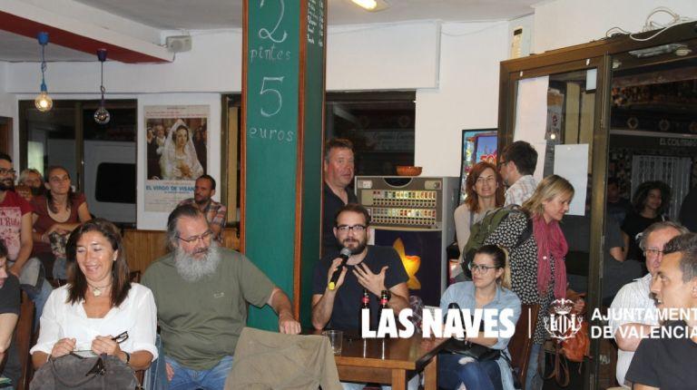 Las naves Pint of Science VLC 2017