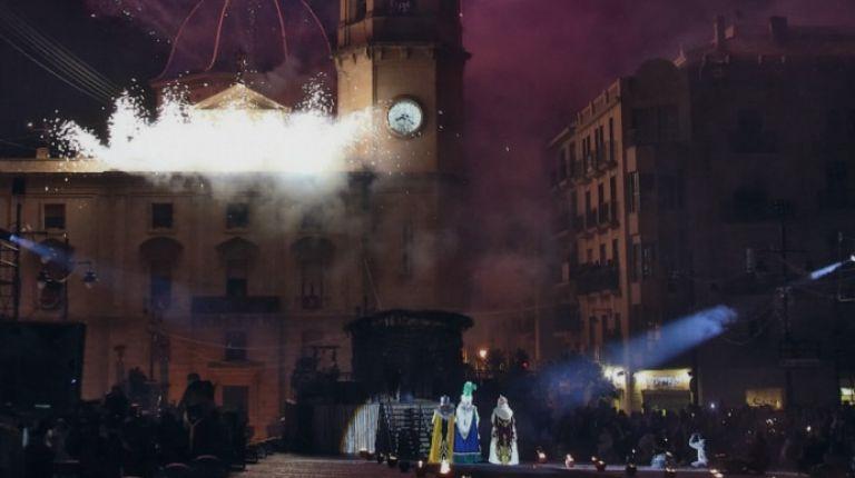 La Cabalgata de Reyes más antigua de España se celebra en Alcoy