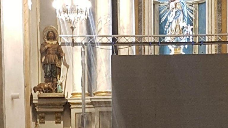 Restauración de la Iglesia de Vall de Almonacid