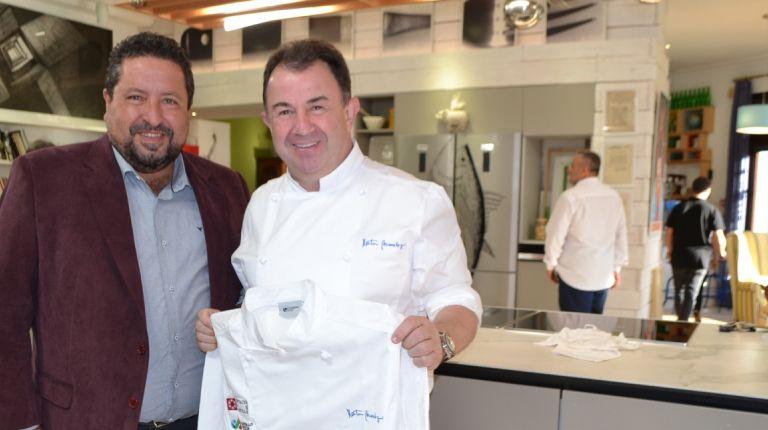 Cocineros de Castellón recibirán a Martín Berasategui como nuevo embajador de la marca Castelló Ruta de Sabor
