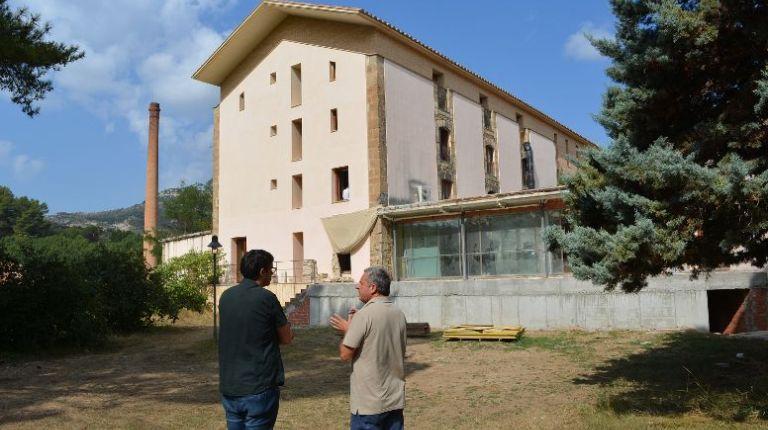 Centro de Desarrollo y Aceleración Turística Fábrica Giner –Els Ports de Morella