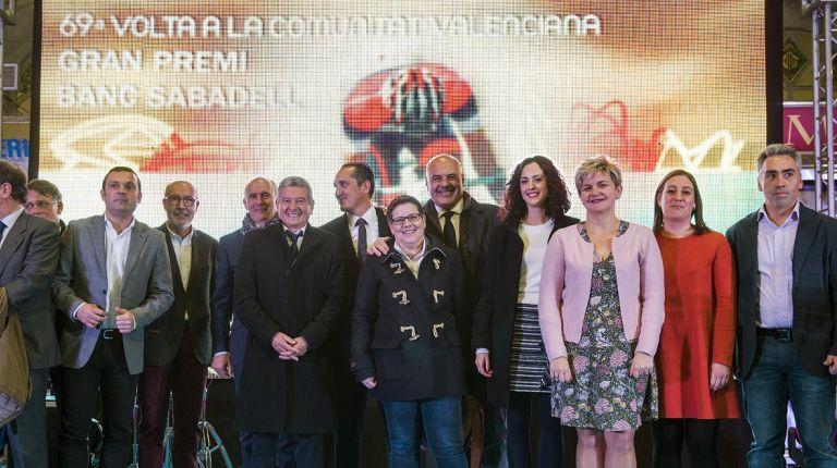 La 69ª Volta Ciclista a la Comunitat Valenciana pasará por localidades como Bétera, Albuixech y Paterna, entre otras