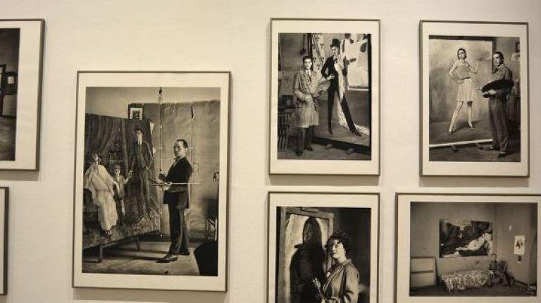 Una mirada al interior de los espacios de los artistas en el Museo de Cerámica de Valencia