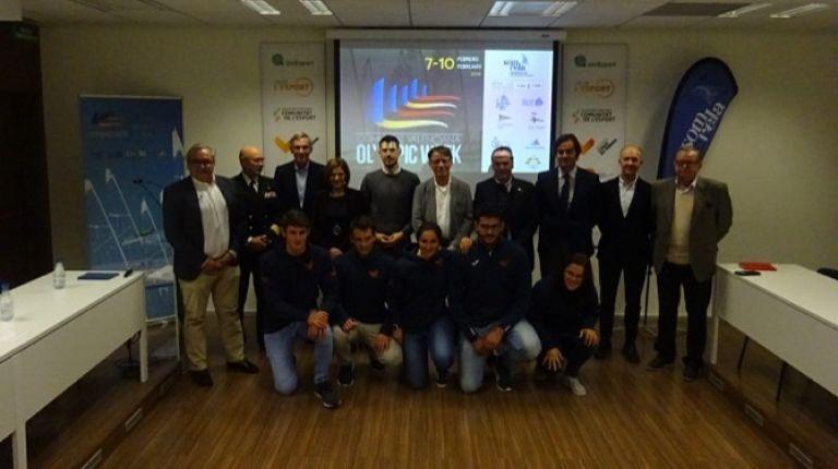 El Club Náutico de Jávea acogerá la sede de la vela adaptada de la V edición de la Comunitat Valenciana Olympic Week