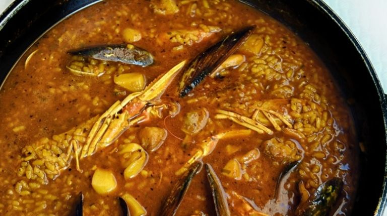La VII Jornada de los Arroces de la Tierra combina los manjares más deliciosos
