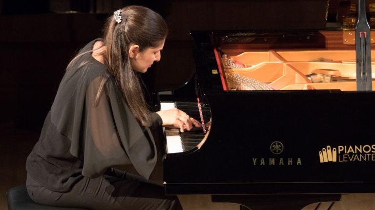 Conciertos en València y Castellón de la ganadora del Premio Iturbi, Fatima Dzusova
