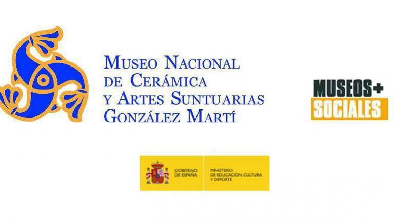"""Programacion museo nacional de cerámica y artes suntuarias """"gonzález martí"""