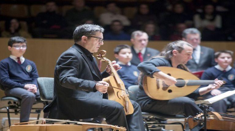 Capella de Ministrers presenta un estreno mundial y obras de inspiración religiosa de Handel, Vivaldi, Cabanilles y Ferrandini en el Palau de la Música de Valencia