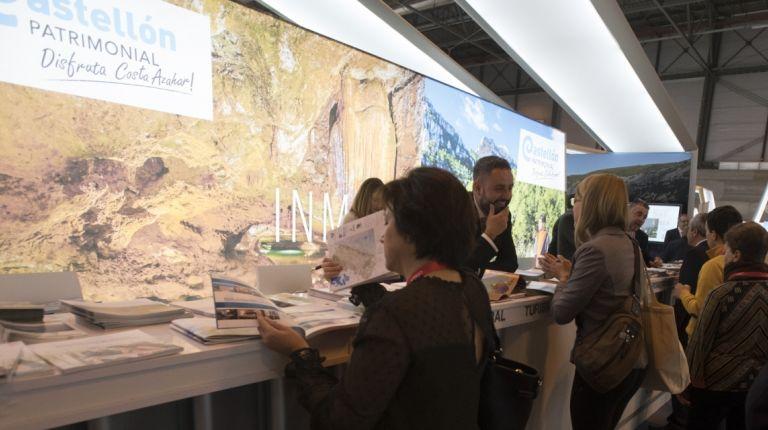 135 municipios de Castellón se promocionan en Fitur y muestran lo mejor de sus localidades