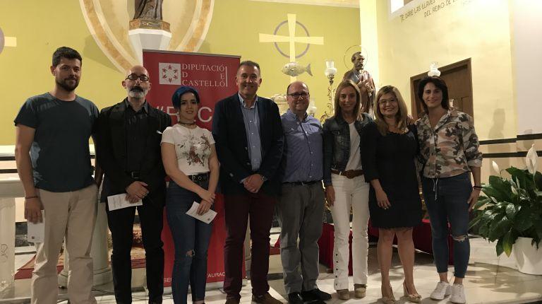 La Diputación restaura la imagen de San Pedro del Grau de Castelló como parte de su impulso al patrimonio sacro de la provincia
