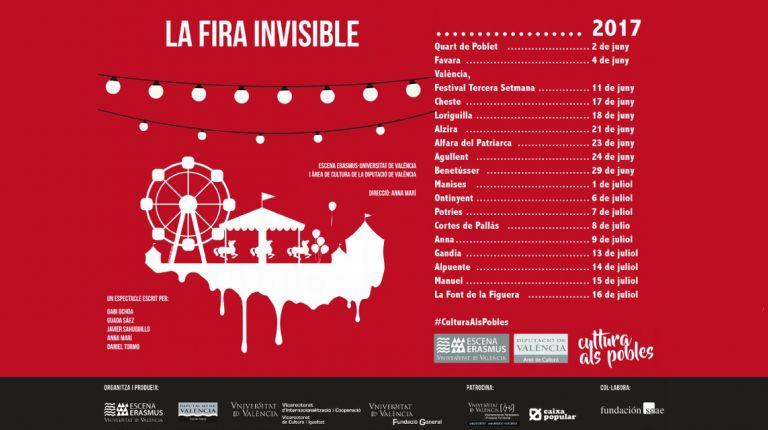 Les Europes Menudes inicia su itinerancia por 18 municipios para acercar la realidad europea a través del teatro