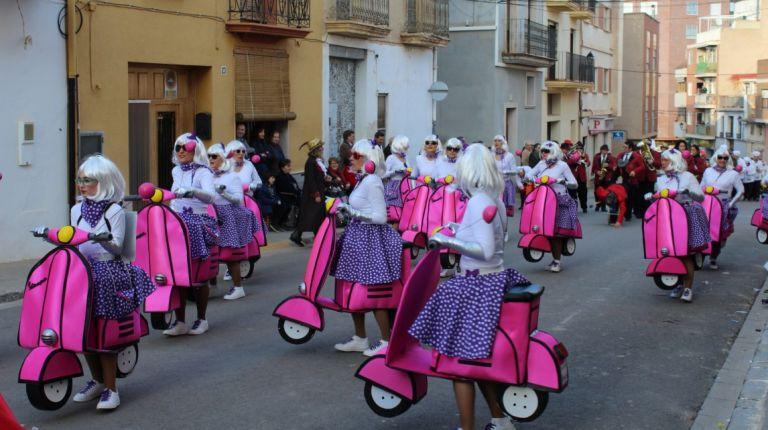 Los carnavales han llegado a los municipios valencianos