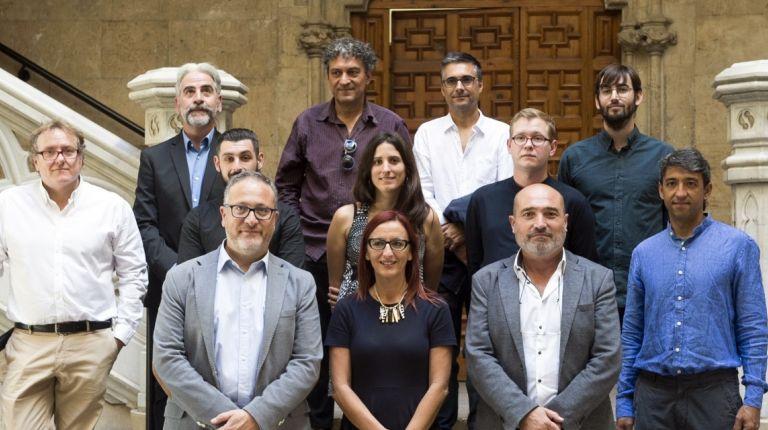 El Magnànim entrega los Premis València y València Nova y acredita la consolidación del certamen literario con el incremento de obras presentadas