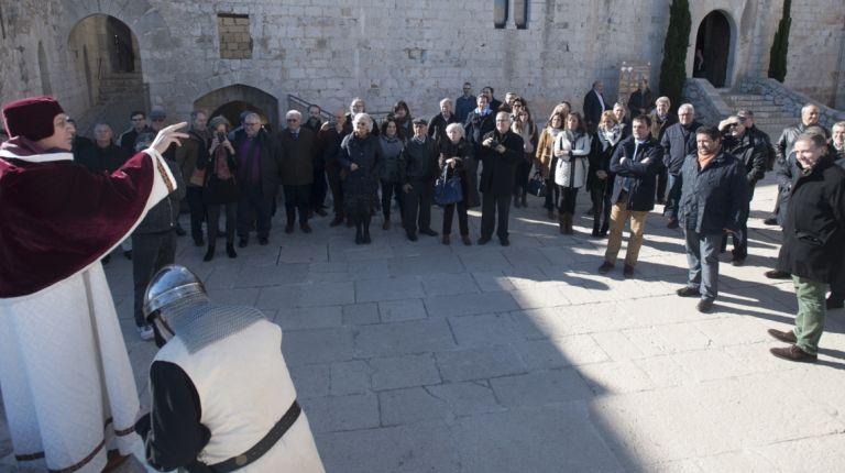 Se duplican los visitantes al Castillo de Peñíscola después de las obras de mejora y de su promoción