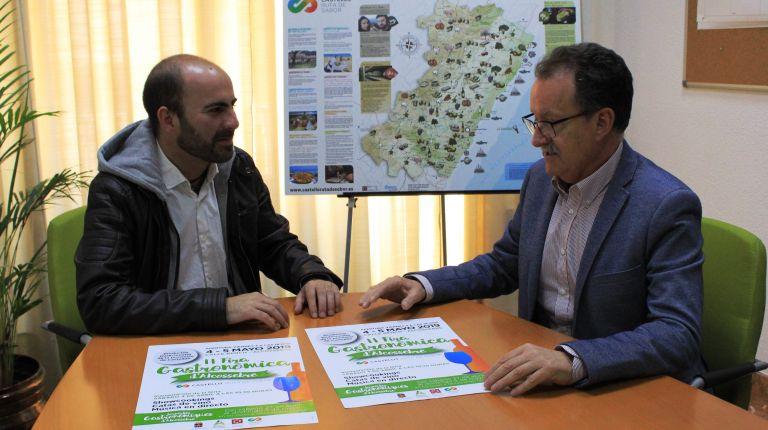 La Diputación impulsa el turismo gastronómico en Alcalà de Xivert con la II Fira Gastronòmica Castelló Ruta de Sabor