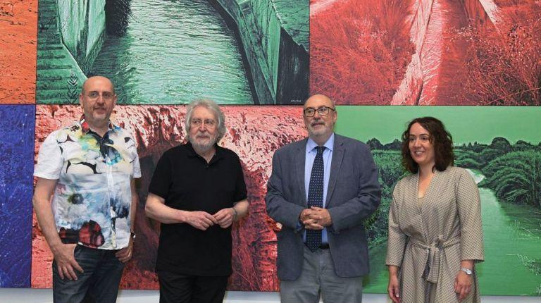 Exposición en las Atarazanas para difundir los valores del Tribunal de las Aguas