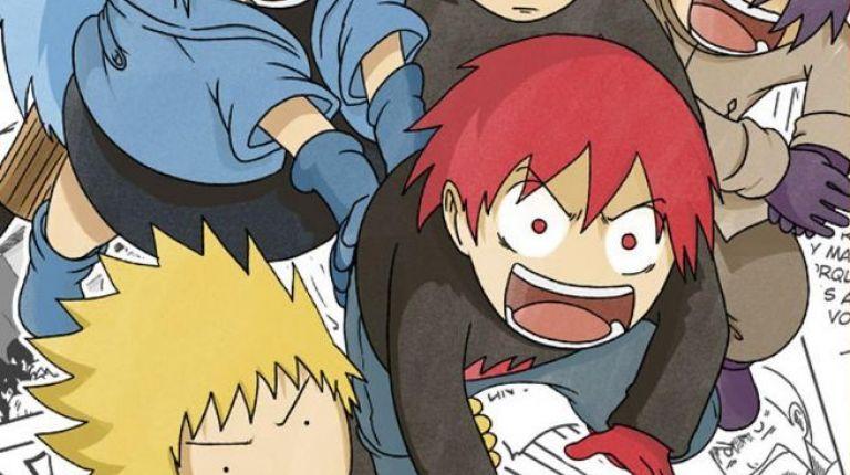 Altea organiza un Taller de Manga.