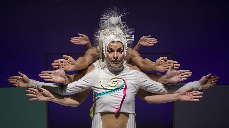 """Teatre Escalante estrena """"Pi"""", una sugerente coreografía inspirada en las formas de la naturaleza"""