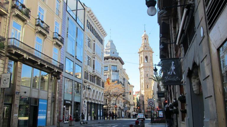 Valencia ciudad bate records turísticos con  más de 2 millones de vistantes y más de 4'8 millones de pernoctaciones