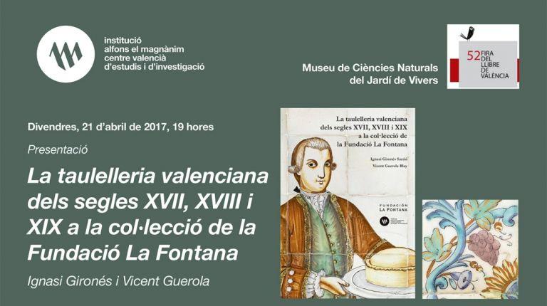 Novedades editoriales, presentaciones y una 'ViquiMarató' en la agenda del Magnànim para la Feria del Libro