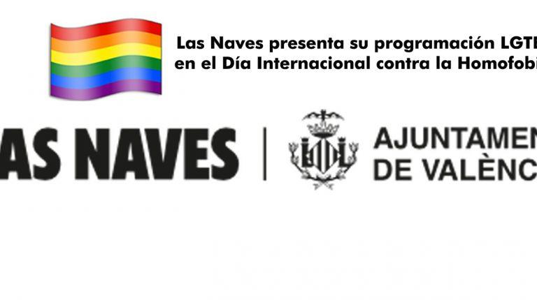 Las Naves presenta su programación LGTBI en el Día Internacional contra la Homofobia