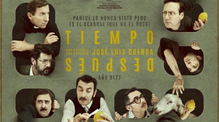 Arturo Valls presenta en los cines Kinépolis de Valencia