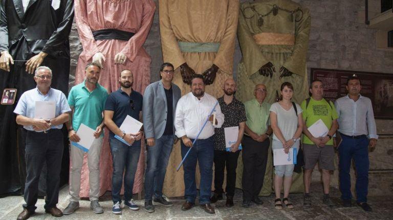 La Diputación de Castellón se vuelca con Morella para facilitar la organización de las actividades del Sexenni este fin de semana