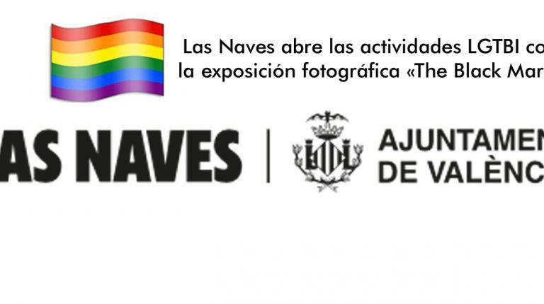 Las Naves abre las actividades LGTBI con la exposición fotográfica «The Black Mark»