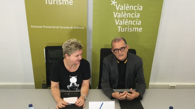 València Turisme y el IVAM inician su colaboración para promover nuevos productos culturales turísticos