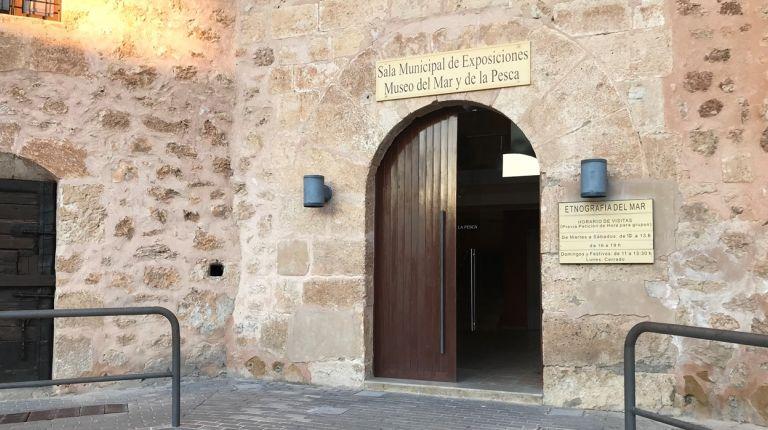 El Museo del Mar de Santa Pola recibe 16 proyectos expositivos de España, Italia y Portugal