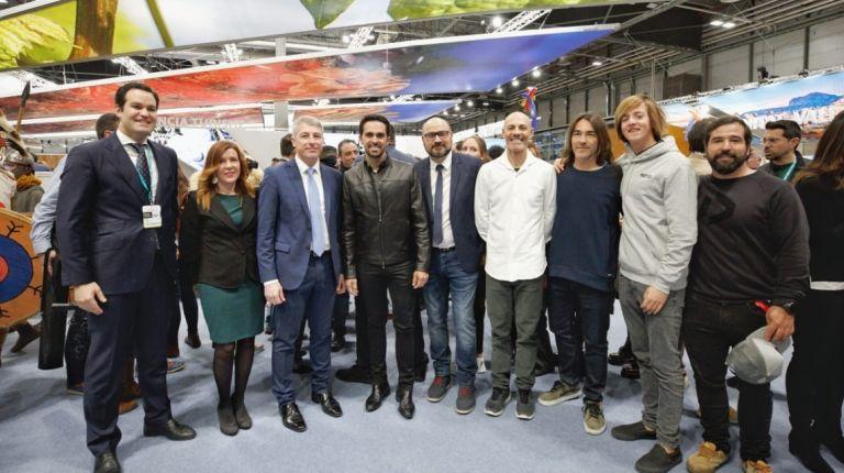 Oliva se confirma en fitur como la capital valenciana de los eventos deportivos internacionales