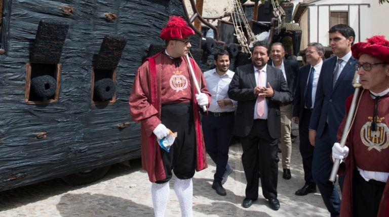 Morella recibe apoyo de la Diputación para impulsar la repercusión turística y facilitar la celebración del Sexenni