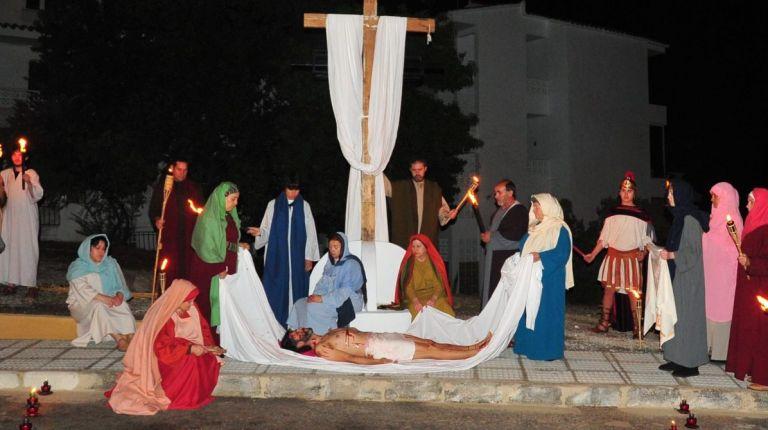 Se presentan los actos y el cartel de laSemana Santa de Altea