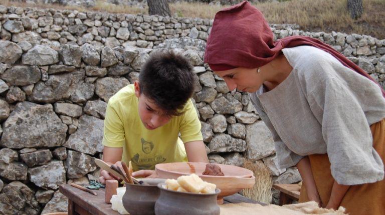 Premio a la labor educativa del Museu de Prehistòriade Valencia