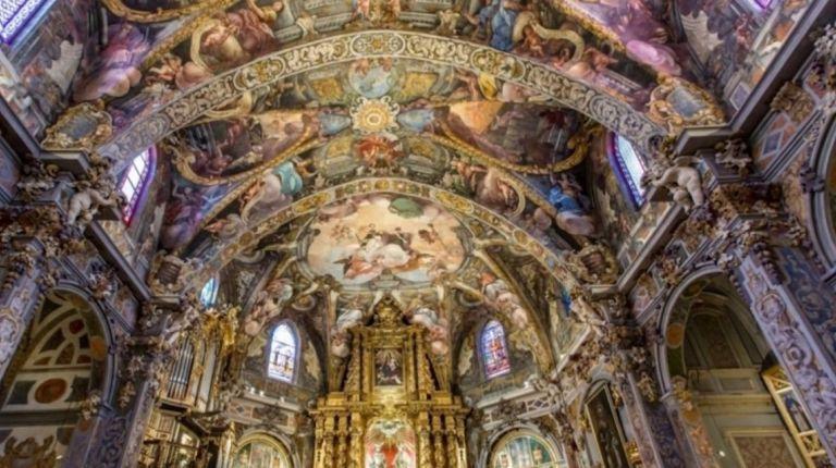 Los frescos de San Nicolás de Valencia se podrán contemplar con música de órgano y visita explicada