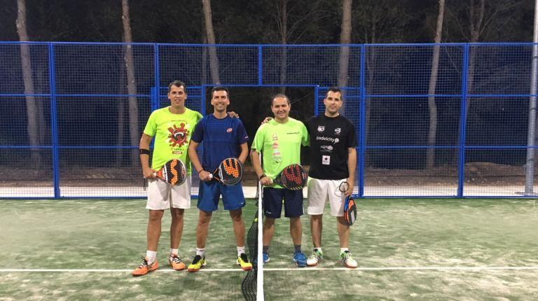 Buñol apuesta por los deportes de raqueta
