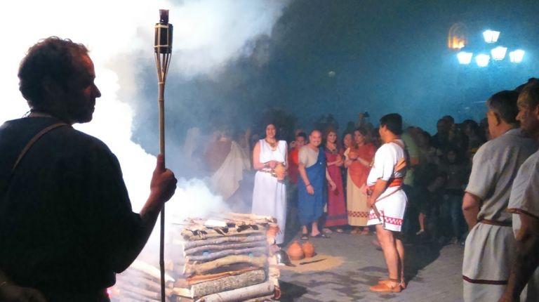 El Museu de Prehistòria celebra la quinta edición de la Iberfesta en Olocau