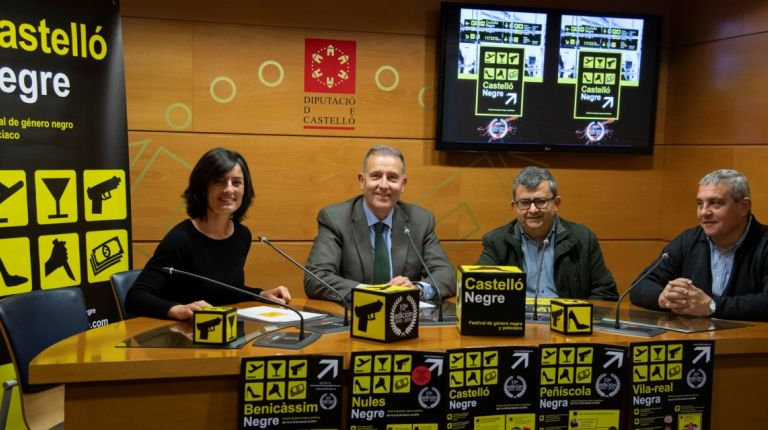 El cine negro y policíaco convoca a sus seguidores en Castellón