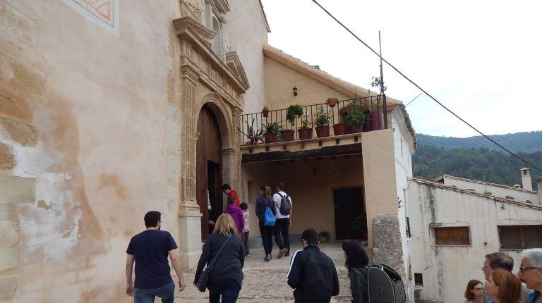 Abiertas las inscripciones para las 'III Jornadas de Centros Históricos e Itinerarios Culturales', que comienzan en el Castillo de Villamalefa y Puertomingalvo